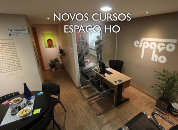 CURSOS ESPAÇO HO