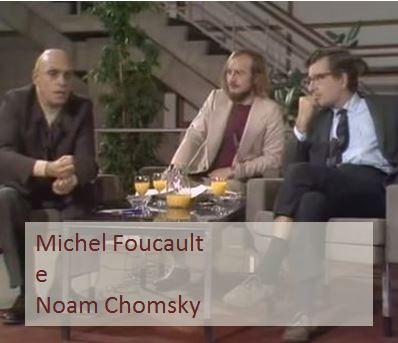 Foucault e Chomsky