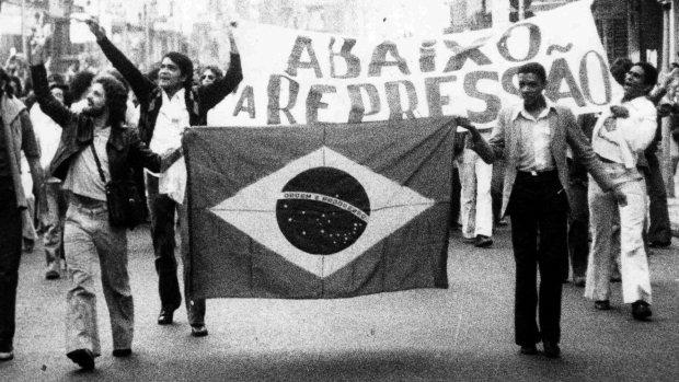 Resultado de imagem para ditadura militar no brasil