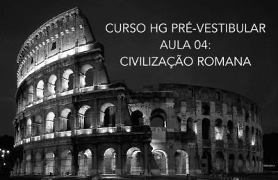 AULA 04 - ROMA